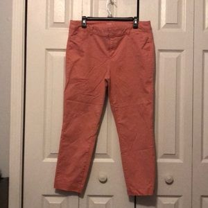 Old Navy pixie cut pants